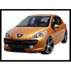 Spoiler Anteriore Peugeot 207 ABS