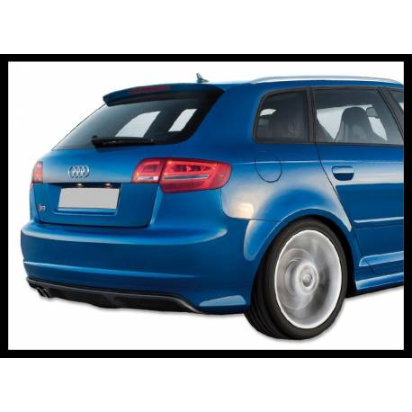 spoiler posteriore audi a3 8p sportback s3 convert cars. Black Bedroom Furniture Sets. Home Design Ideas