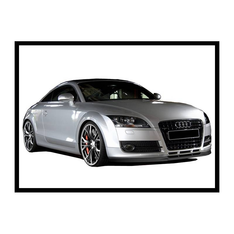 spoiler anteriore audi tt mk2 abs convert cars. Black Bedroom Furniture Sets. Home Design Ideas