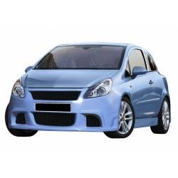 Taloneras Opel Corsa D