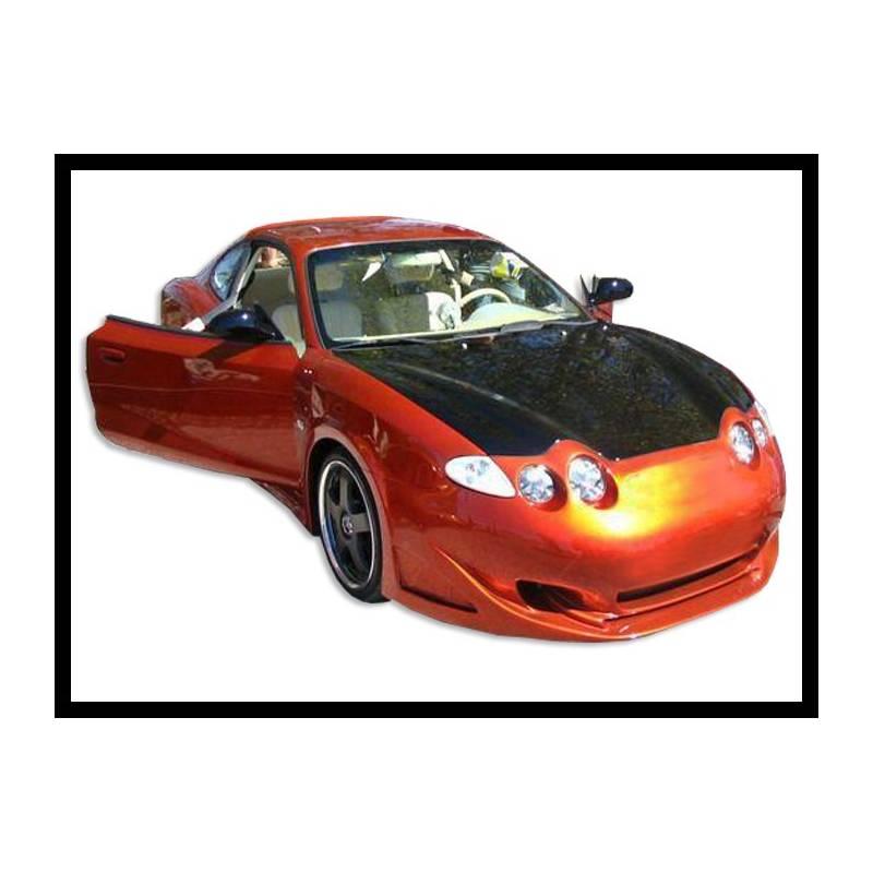 Kit de carrosserie hyundai coup 2000 2001 convert cars - Kit carrosserie c4 coupe ...