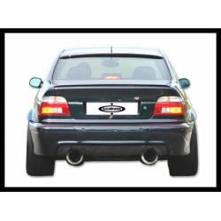 PARAGOLPES TRASERO BMW E39 95-03 M5 DOBLE SALIDA