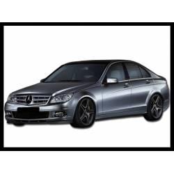Spoiler Delantero Mercedes Clase C W204 07-10 ABS