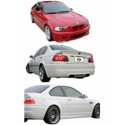 KIT DE CARROSSERIE BMW E46 98-02 LOOK M3