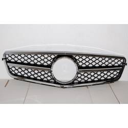 Parrilla Mercedes W204 2007-2014 Look AMG