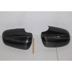 Cubre Espejos Carbono Audi A4 02-05