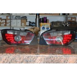 Pilotos Traseros Seat Ibiza '08 3P Led Smoked