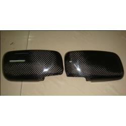 Cubre Espejos Carbono Mitsubishi Evo VII / VIII / IX