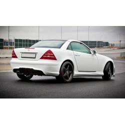 Taloneras Mercedes SLK R170 Look AMG