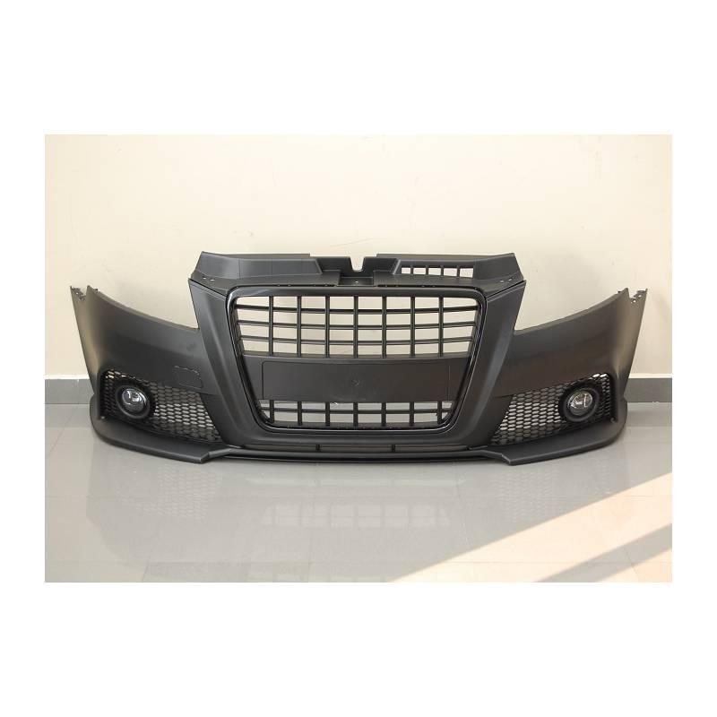 pare choc avant audi a3 et sportback 39 08 s3 abs brouillard. Black Bedroom Furniture Sets. Home Design Ideas