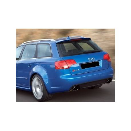 spoiler audi a4 avant 05 b7 look rs4 convert cars. Black Bedroom Furniture Sets. Home Design Ideas