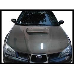 Capó Carbono Subaru Impreza '06 S/T