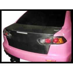 Portón Carbono Mitsubishi Evo X