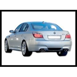 PARAURTI POSTERIORE BMW E60 TIPO M5 ABS