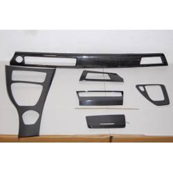 Intérieur carbone BMW E92 IDRIVE 10 PIECES