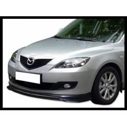 Spoiler Delantero Mazda 3 ´03-´05 RS Plastico