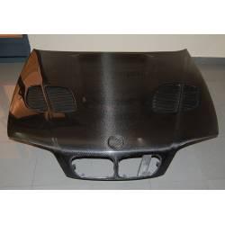 COFANO CARBONIO BMW E46 M3 GTR