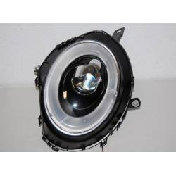 Faros Delanteros Mini Cooper R55 / R56 06-10 L/D Black Lti