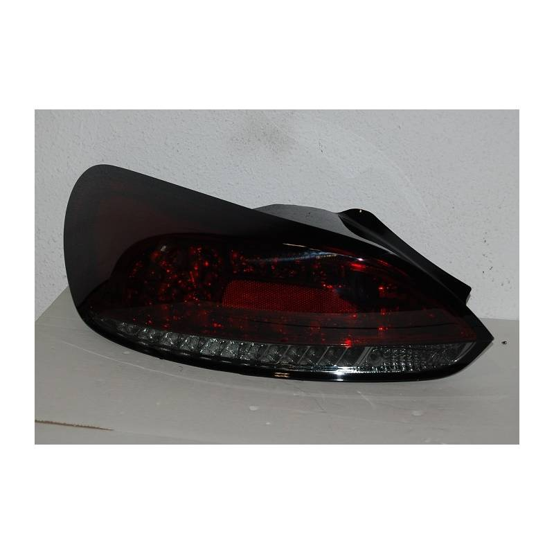 feux arri res volkswagen scirocco 08 13 led intermittente rouge fum convert cars. Black Bedroom Furniture Sets. Home Design Ideas