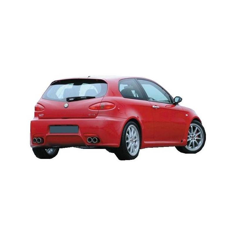 pare choc arri re alfa romeo 147 gta convert cars. Black Bedroom Furniture Sets. Home Design Ideas