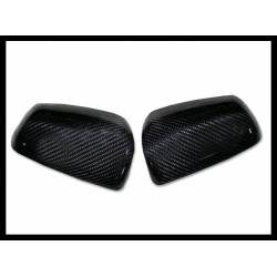 Cubre Espejos Carbono Mitsubishi Evo X