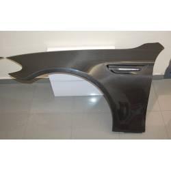 PARAFANGHI ANTERIORE BMW F10 / F11 LOOK M5 CARBONIO