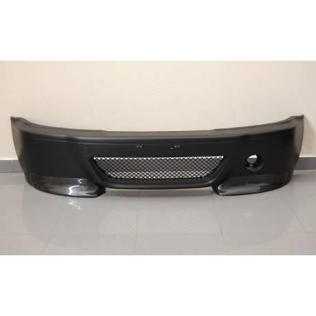 pare choc avant bmw e46 m3 abs avec pointe carbone look. Black Bedroom Furniture Sets. Home Design Ideas