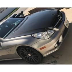 Capó Carbono Mercedes W219 CLS 08-11