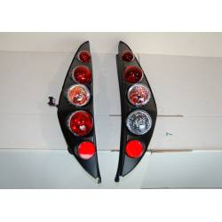 Pilotos Traseros Fiat Punto '99 Black